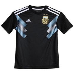 Camiseta Visitante Seleccion Argentina Niños Adidas