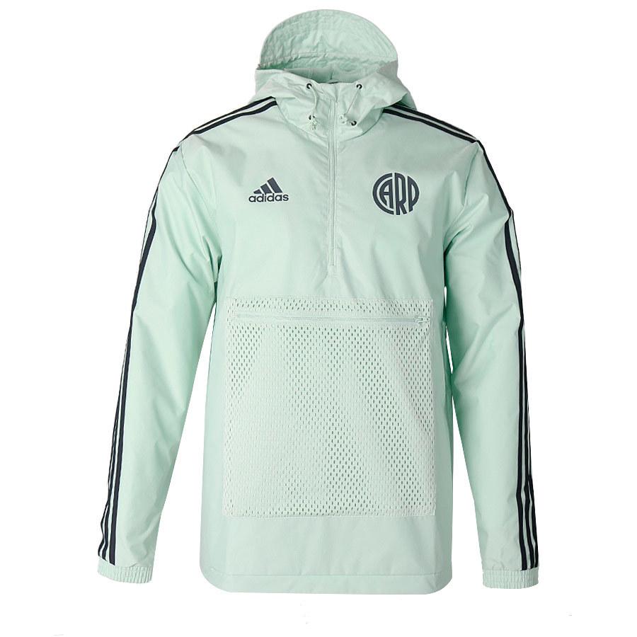 Campera Con Capucha River Plate Adidas