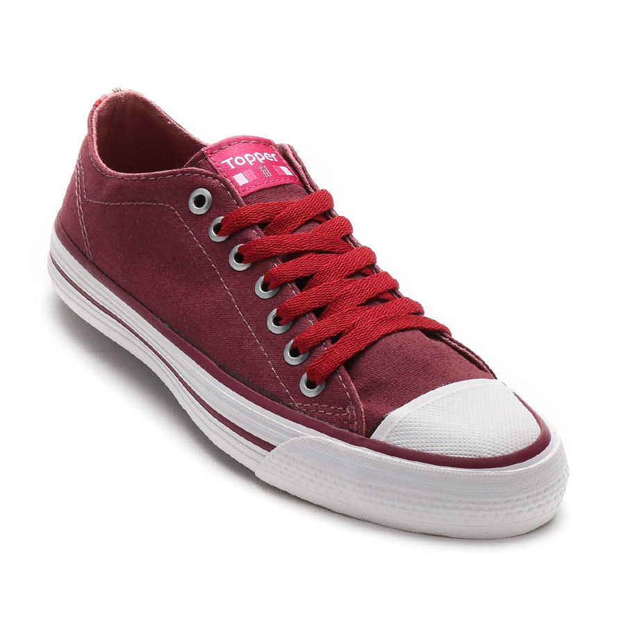 Zapatillas Lady Rail Topper