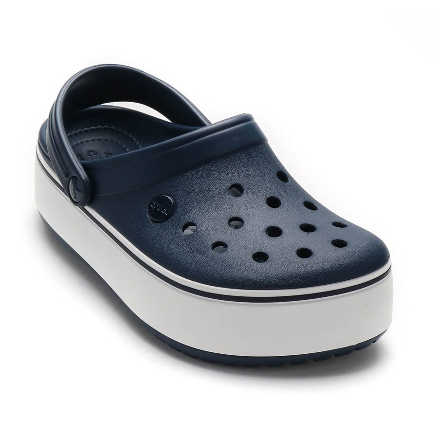Crocband Platform Clog  Crocs