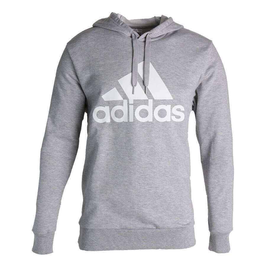 Buzo Logo Hood Adidas