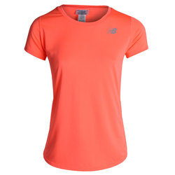 Remera Accelerate Shortsle New Balance