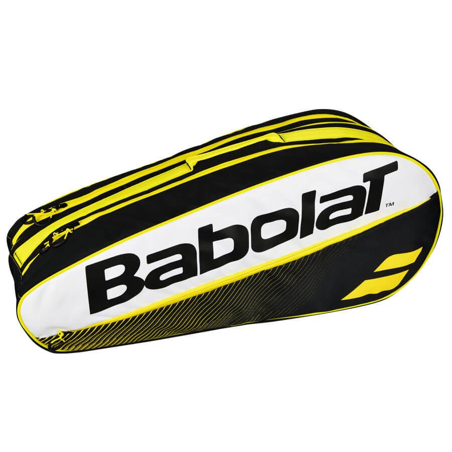 Bolso Raquetero Rh Club X 6 Babolat