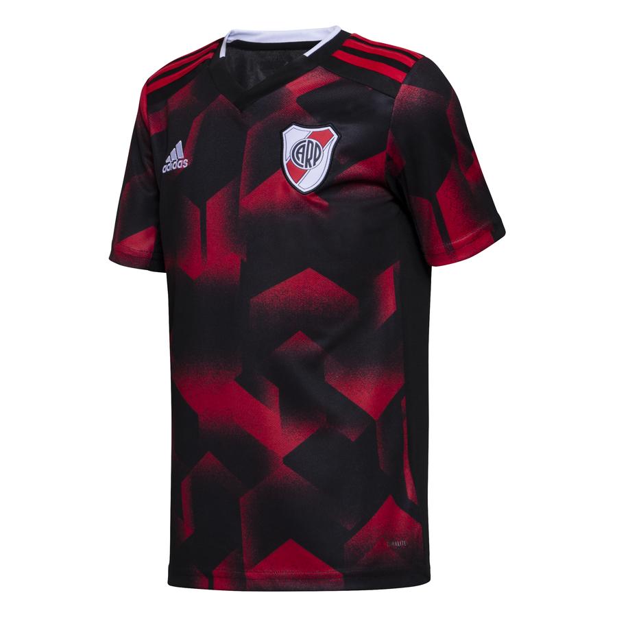 Camiseta River Plate 3 Jsy Y Adidas