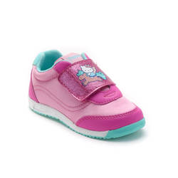 Zapatillas Run Retro Kitty Iv Unicornio Topper