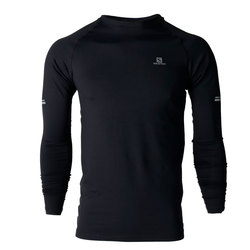 Remera Manga Larga Hybrid Ls Tee Salomon