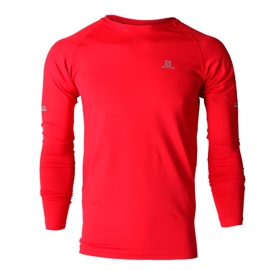 Remera Manga Larga Hybrid Ls Tee M Salomon