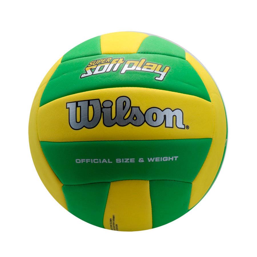 Pelota Super Soft Play Vb Yegrn Bulk Wilson