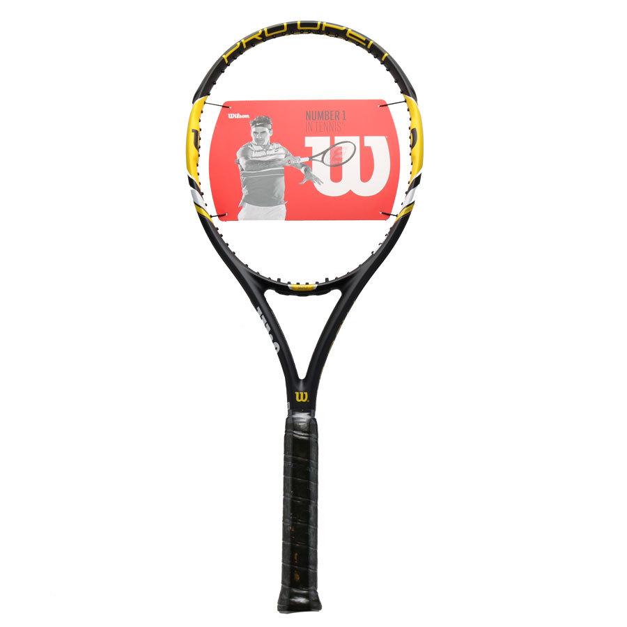 Raqueta Pro Open 100 Performance Grip 4 3/8 Wilson