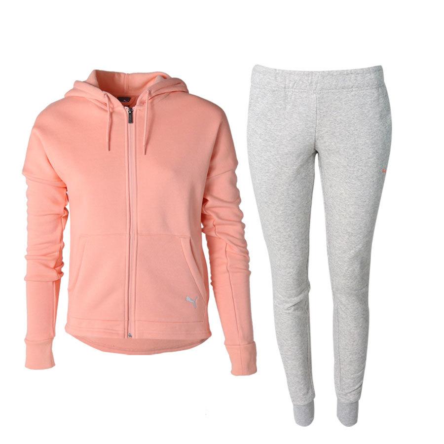 Conjunto Clean Sweat Suit Cl Puma