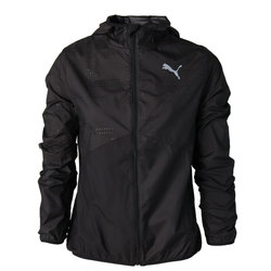 Campera Ignite Hooded Wind Puma