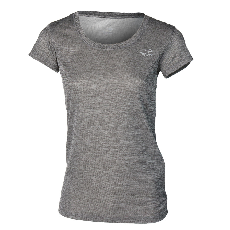 Remera Basic Wmns Topper