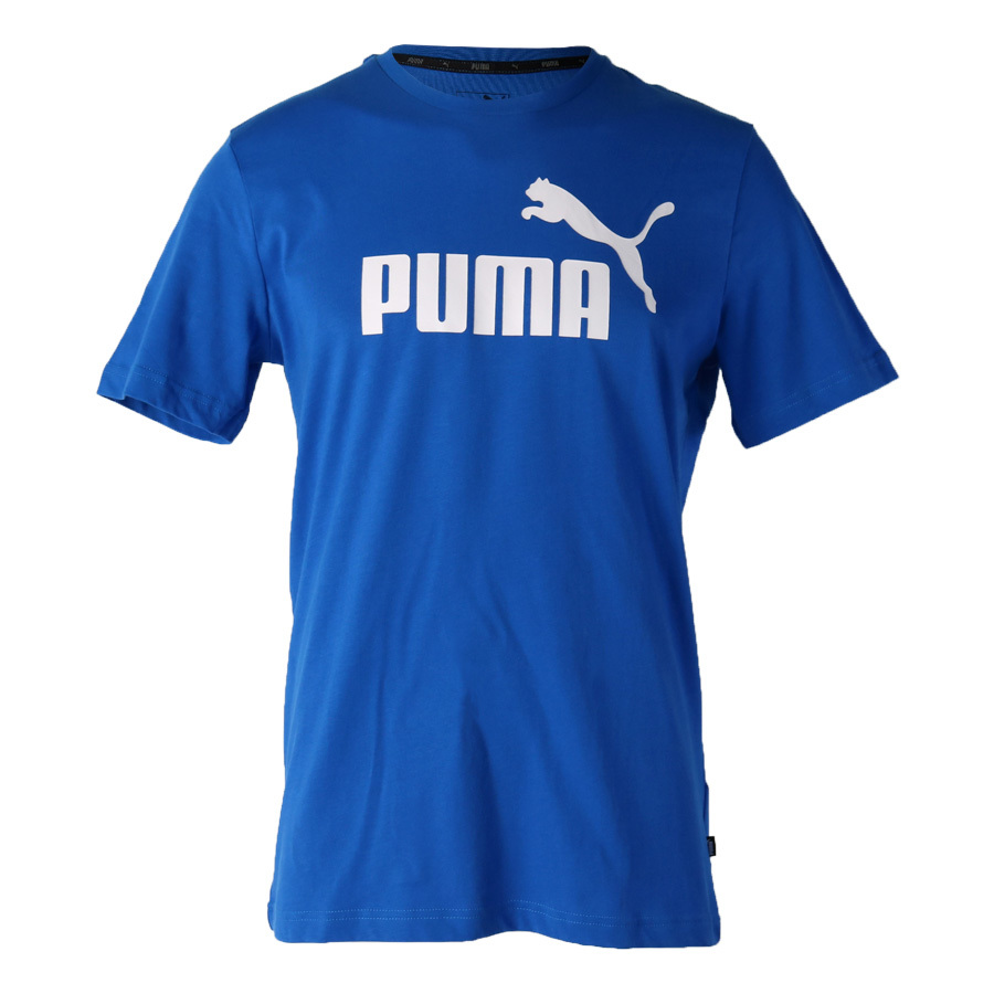 Remera Ess Logo Tee M Puma