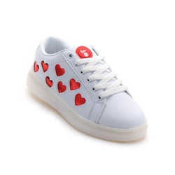 Zapatillas Con Luces Metal Love Footy