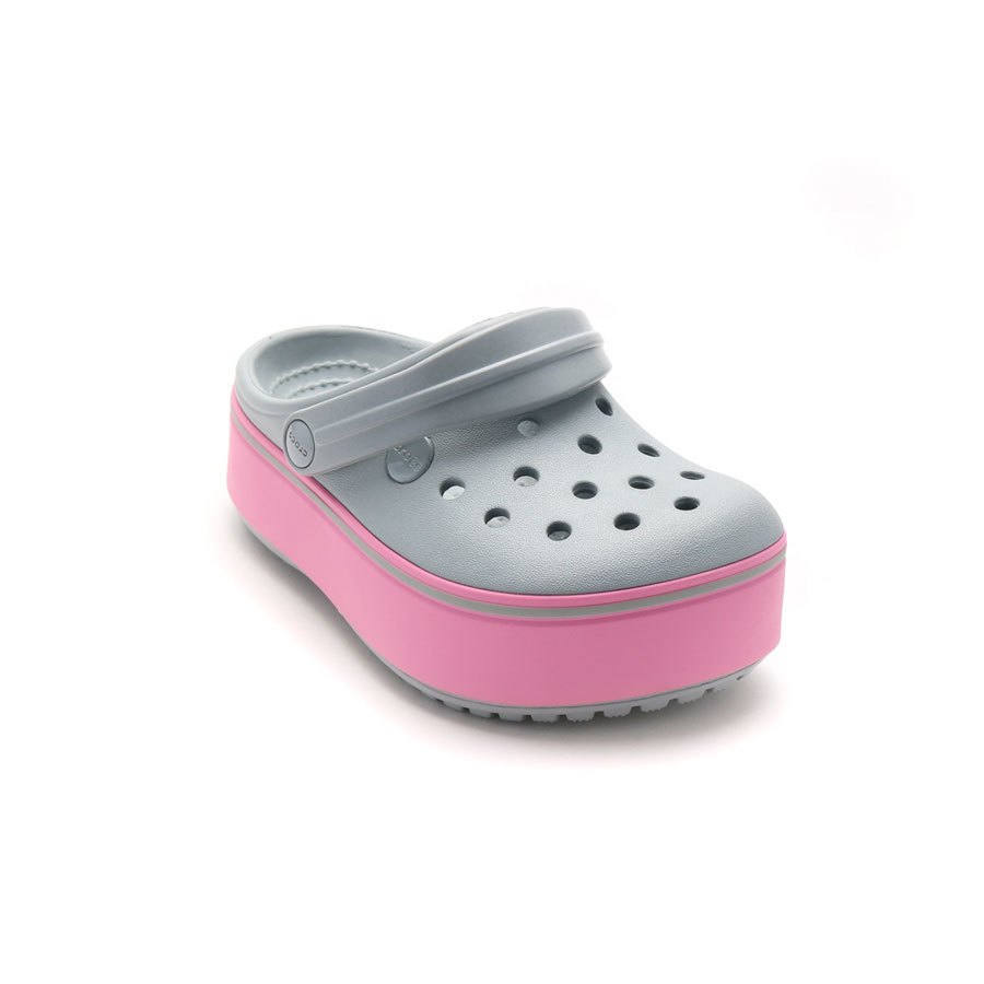 Crocband Kids Platform Gs Crocs
