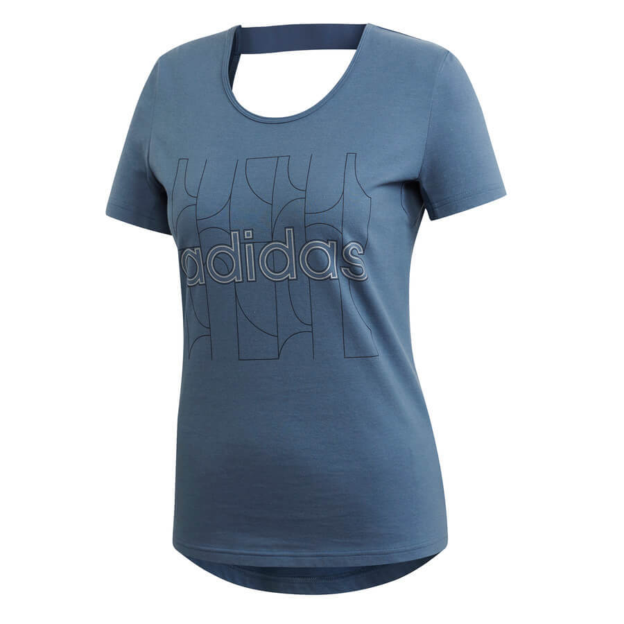 Remera W Mo Pr T-Shirt Adidas