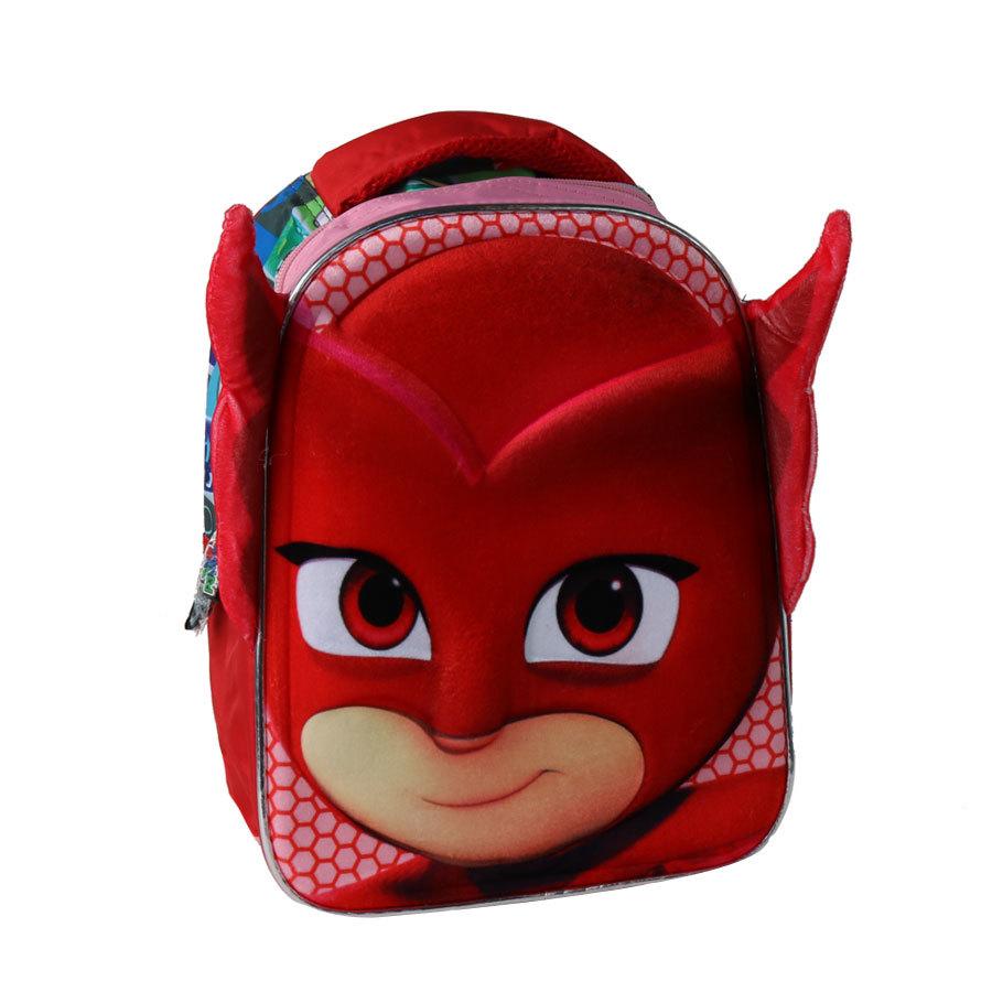 Mochila Pj Mask De 12 3d Footy