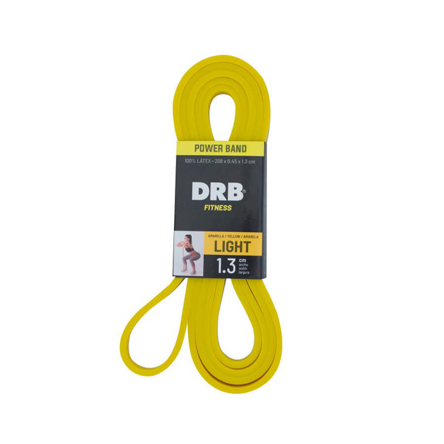 Power Bands Light 1.3 Cm Drb Drb