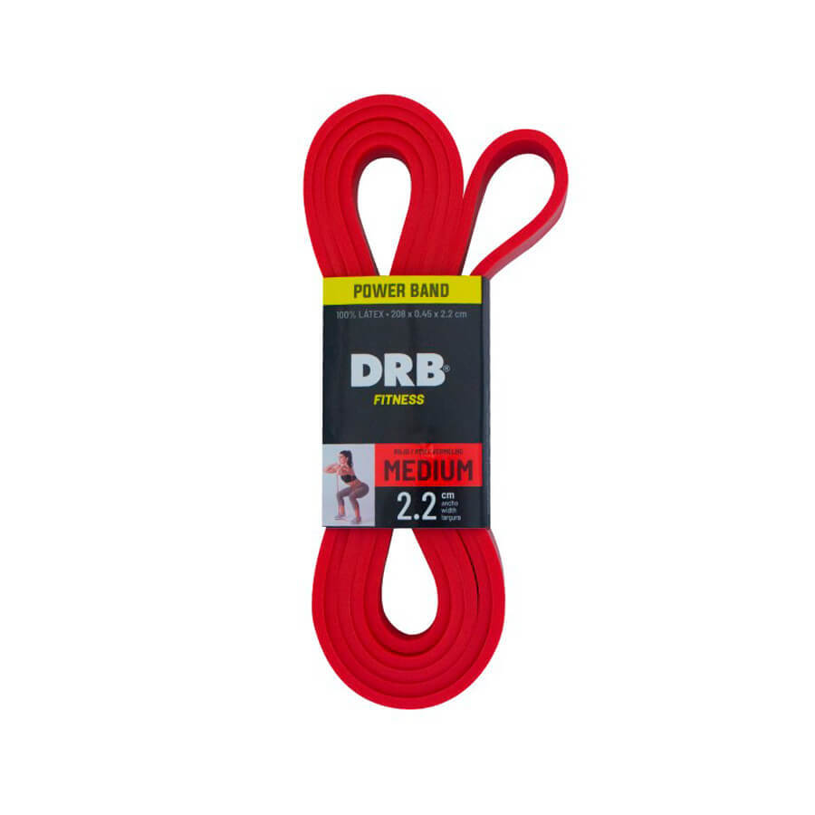 Power Band Mediem 2.2 Cm Drb  Drb