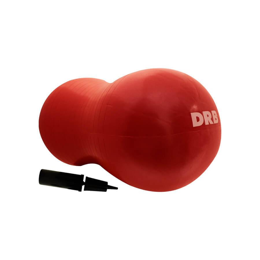 Pelota Fit/Pilates Mani C/Inflador Drb