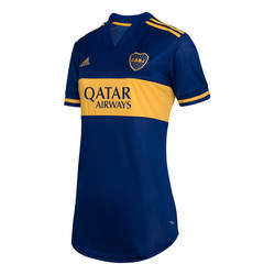 Camiseta Local Boca Juniors 20/21 W Adidas