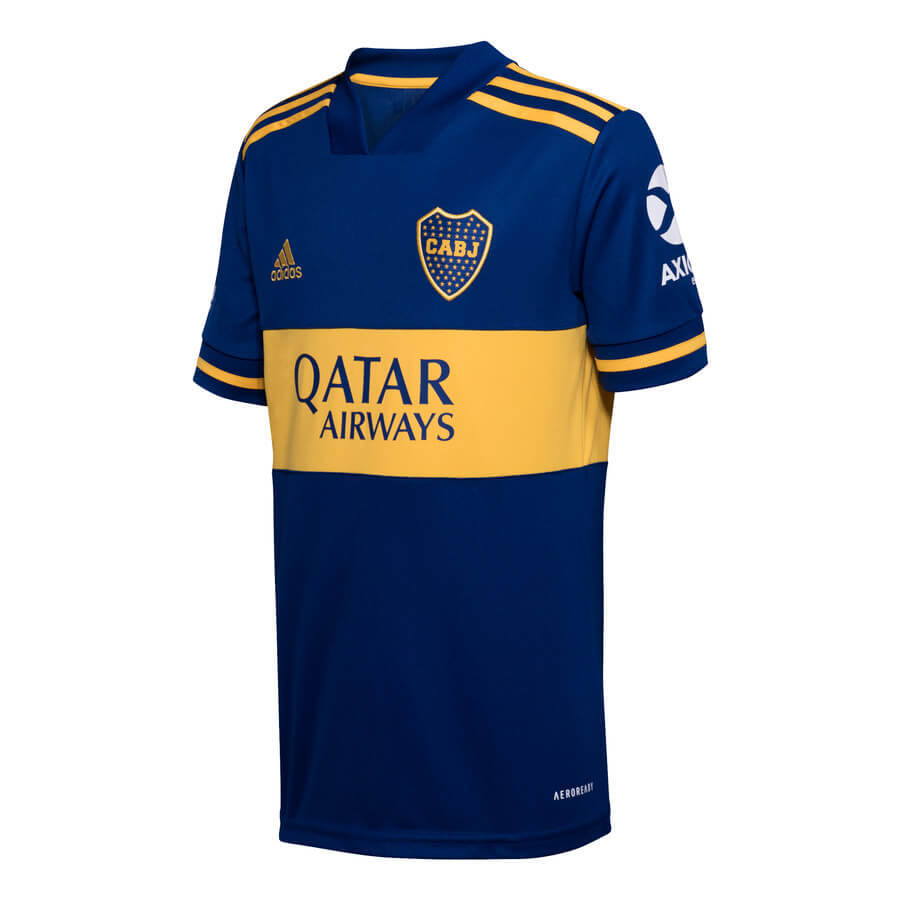 Camiseta Local Boca Juniors 20/21 Y Adidas