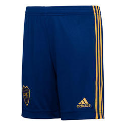 Shorts Uniforme Titular Boca Juniors 20/21 Y Adidas