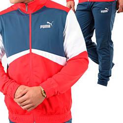 Conjunto Deportivo Retro Para Hombre Puma