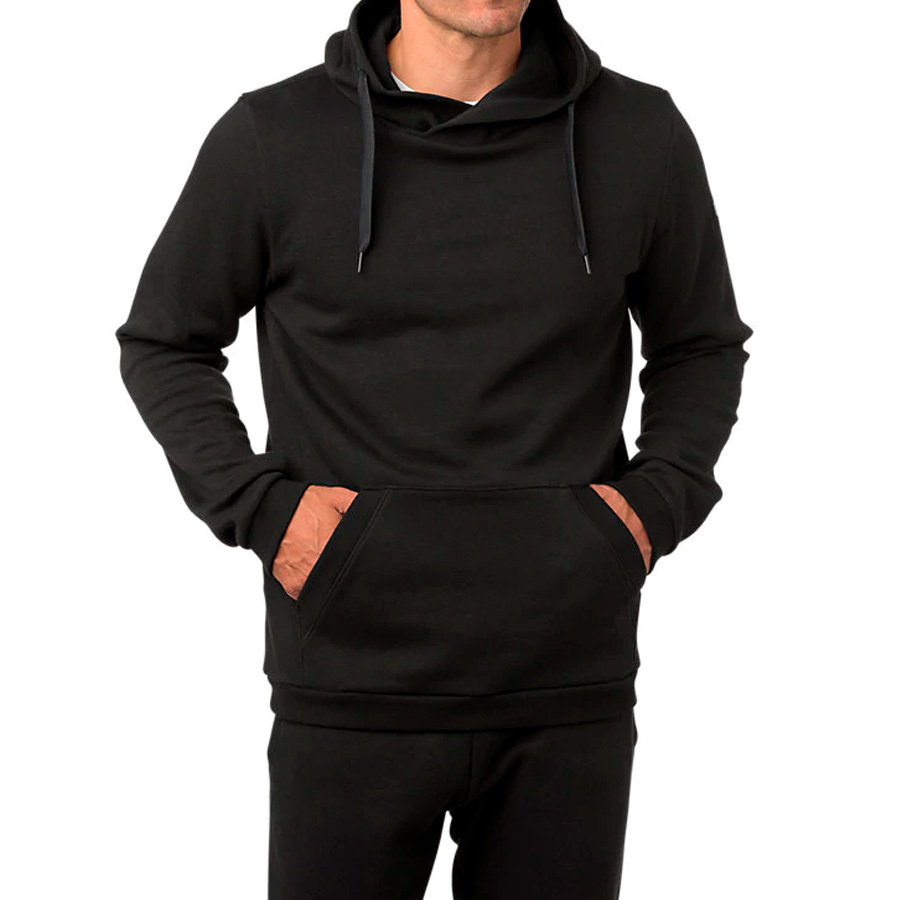 Buzo Pull Over Hoodie Asics
