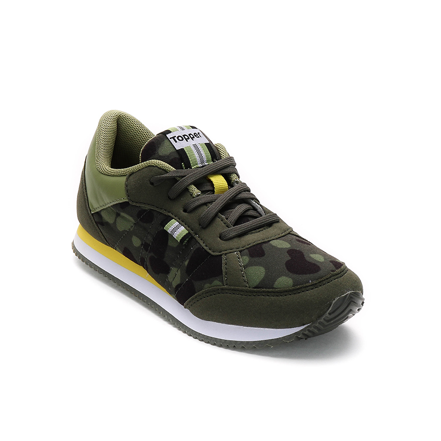 Zapatillas Theo Camo Topper