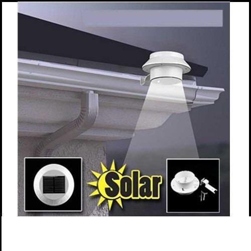 Lamparas solares de exterior lamparas solares para jardin - Focos solares amazon ...