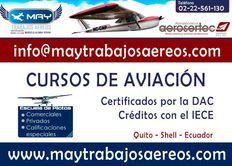 Escuelas y Cursos de Aviación en Quito Ecuador