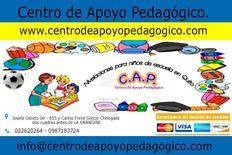 Nivelaciones para niños de Escuela en el Sur de Quito.