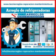 Reparación y mantenimiento de electrodomesticos en Quito - Ecuador