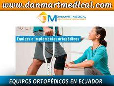 VENTA DE EQUIPOS MEDICOS EN ECUADOR : DANMART MEDICAL