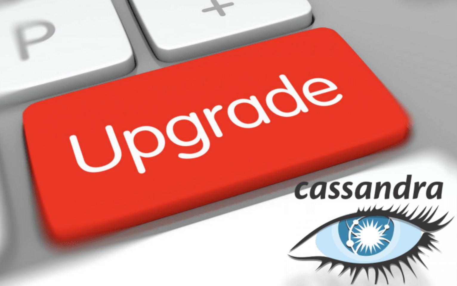 Upgrade Cassandra 2.2 para 3.11