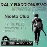 Raly Barrionuevo En Vivo