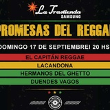 La Trastienda Club Promesas Del Reggae y Rock