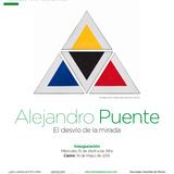 Alejandro Puente: El Desvío De La Mirada