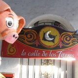 La Calle De Los Títeres
