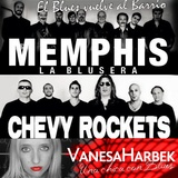 Vanesa Harbek - Memphis La Blusera