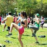 Deporte En Parques y Plazas