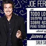 Joe Fernandez y Todo Lo Que Usted Siempre Quiso Saber Sobre Astrología