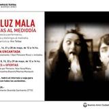 La Luz Mala. Poetas Al Mediodía: Mayo