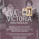 Eva y Victoria: Vidas Paralelas