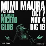 Mimi Maura - El Regreso