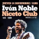 Ivan Noble Despide El Año En Niceto Club