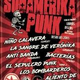 Sudamerika Punk! Nuevo En El Salón Pueyrredón