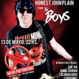 Honest John Plain (the Boys) En El Salón!