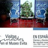 Visitas Guiadas, En El Museo Evita